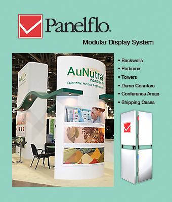 Modular Exhibits PopUp Displays TableTop Displays California - Conference table displays